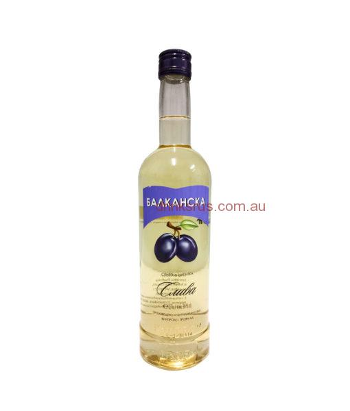Balkanska-Plum-Rakia